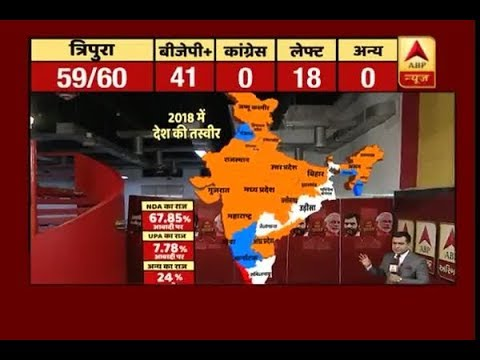 Tripura Assembly Election Results 2018: Know the contribution of RSS in BJP's win