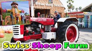 น้องติณณ์ | พาเที่ยวฟาร์มแกะEP.3☺ Swiss Sheep Farm