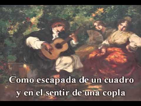 La Morena De Mi Copla. De: Alfonso Jofre de Villegas Cernuda