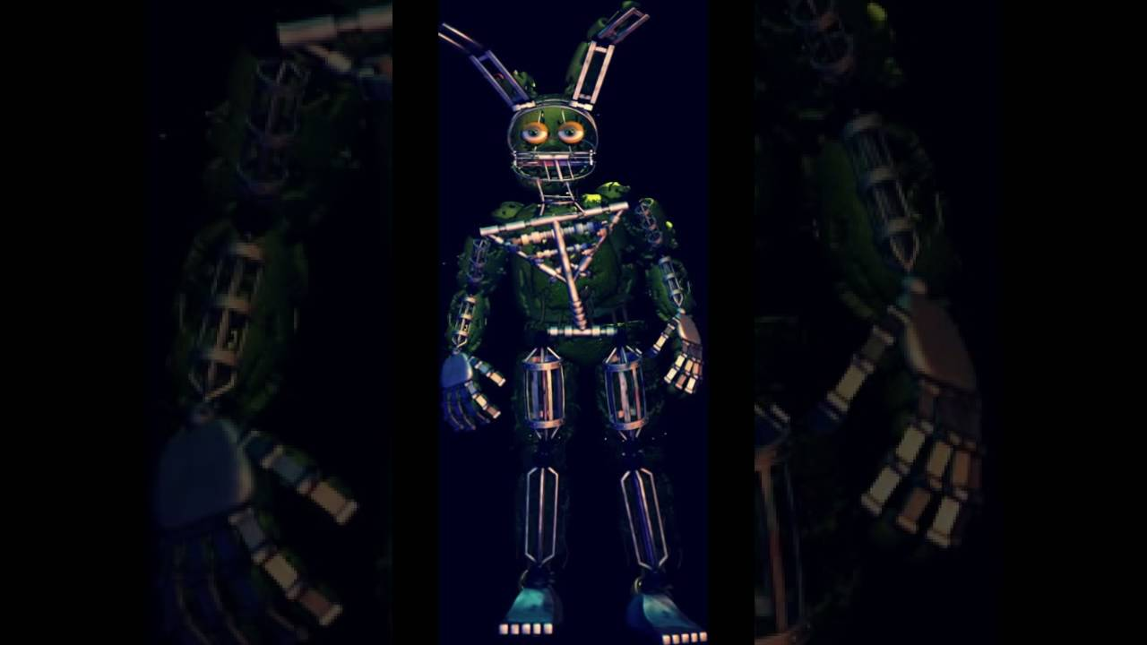 Five Nights at Freddy's by MugenPlanetX on DeviantArt   Chuck E Cheese Animatronics Endoskeleton