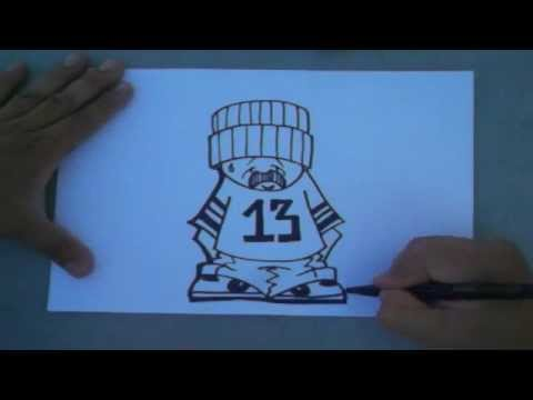 How To Draw Graffiti Spray Cans Learn to Draw a Cholo ...
