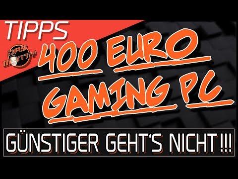 400 € Gaming PC 2018 - Günstiger geht's nicht | DasMonty Deutsch