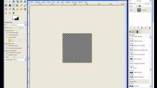 #2A GIMP: Perusteet ja hyvin hutaistu avatar
