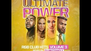 DJ Rectangle - Ultimate Power R&B Club Hits Vol.3 [Intro]