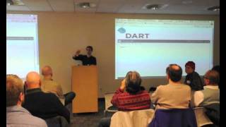 Seth Ladd Talks about DartLang @GTUG Seattle