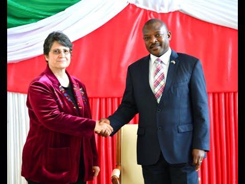 Ubuserukizi bw'igihugu caTurquie mu Burundi bwahora muri Tanzania bugiye kwimurirwa i Bujumbura.