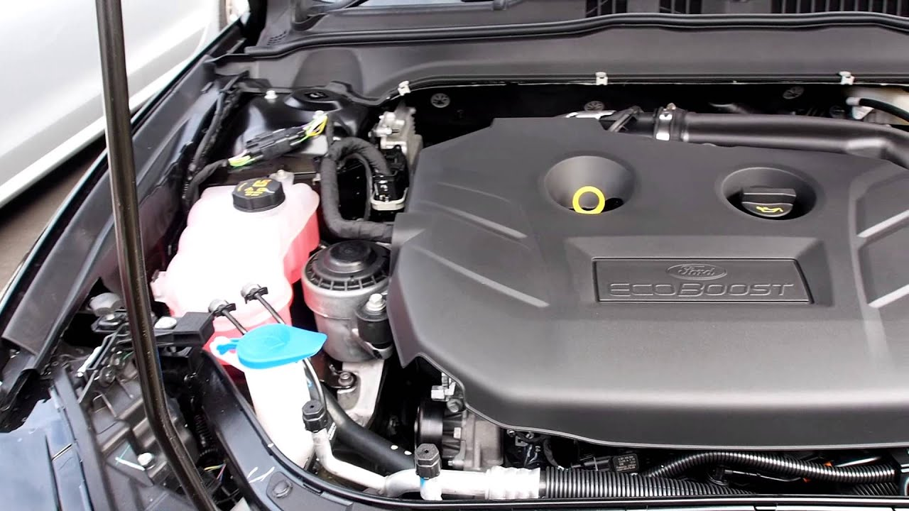 2017 Ford Fusion 2 0 Ecoboost Engine