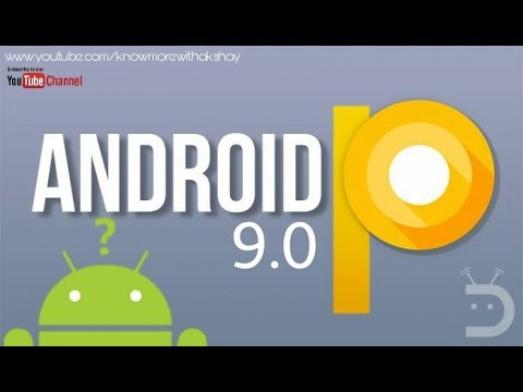 android version 9 name