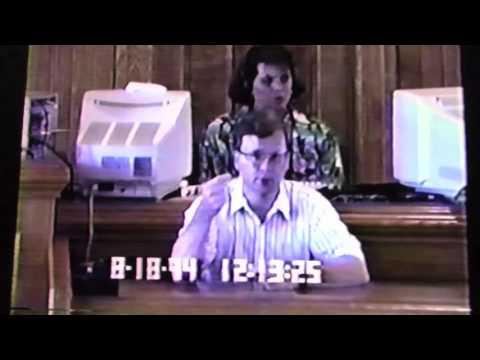 Betty Carnes Murder, Barbourville KY, Delmar Partin Trial