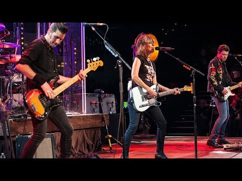 """Austin City Limits Web Exclusive: The Pretenders """"Talk of the Town"""""""