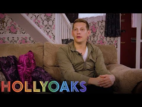 Hollyoaks Pride: James Sutton on #McDean