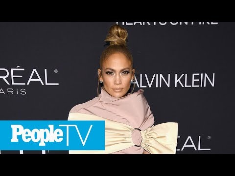 J.Lo Flashes Killer Abs In Bikini And Teases New Song Lyrics In Her Latest Insta Pic | PeopleTV