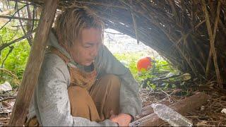 観測史上最大の嵐の中で無人島サバイバル生活をやってみた結果…