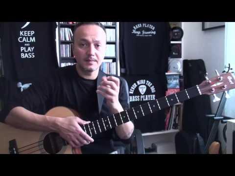 Download Youtube: Lezioni di Basso Elettrico - Il basso acustico, vantaggi e svantaggi (Lez.63)