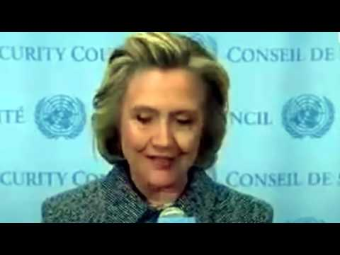 URGENT BREAKING WARNING: HILLARY CLINTON JUST ADMITTED NWO PLANS FOR THE WORLD IN 2017