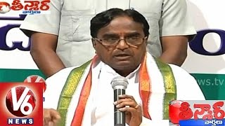 TPCC Chief Ponnala about role of Communist party & MIM in Medak by-elections - Teenmaar News
