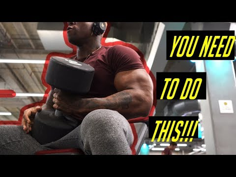 How To Train For Chest Size, Strength & Endurance | The Growing Gamer (4k)