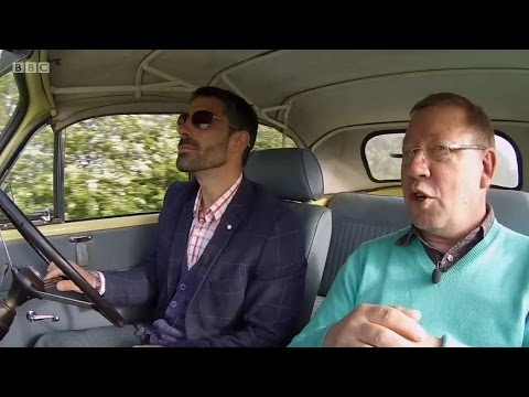 Celebrity Antiques Road Trip S06E14   David and Carrie Grant
