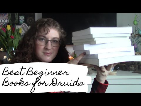 440. Best Beginner Books for Druids and Celtic Witches!