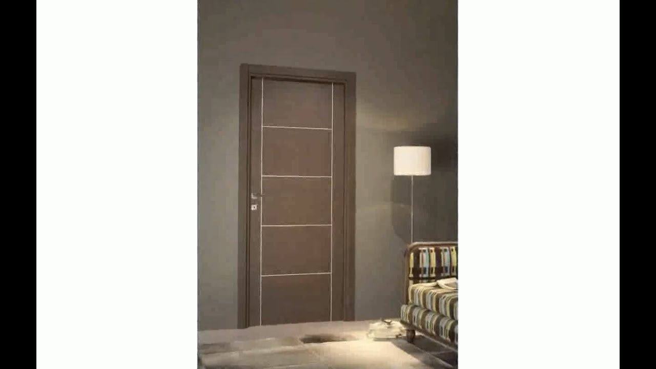 Deco porte interieure youtube - Porte interieur de maison ...