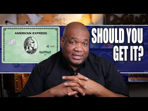 NEW American Express Green Card Refresh - Should You Get It?
