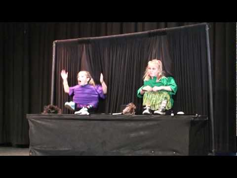 A Little Comedy by Delany, Makai,Scarlet and Kalae - Aptos Academy Talent Show 2010