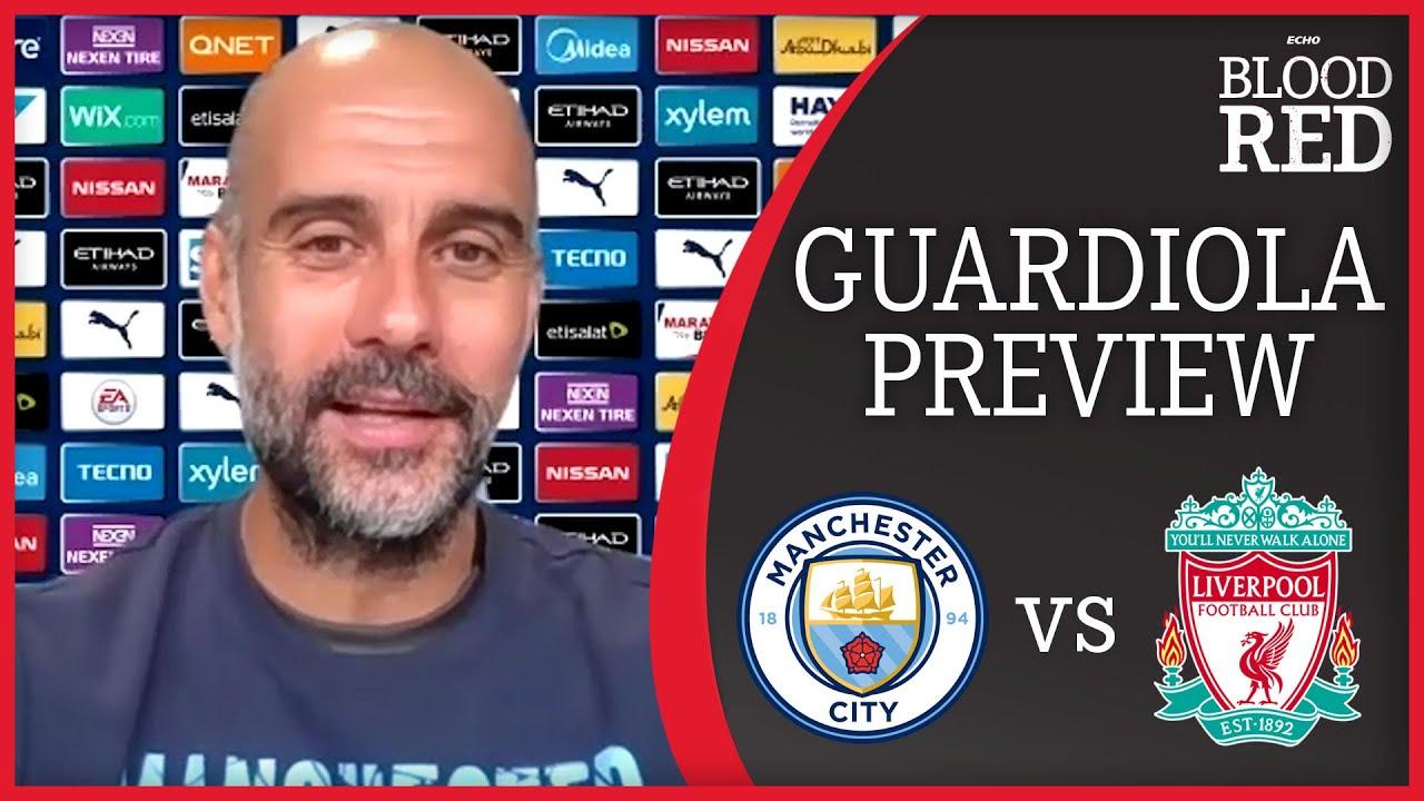 """I ADMIRE KLOPP"" | Pep Guardiola Pre-Match Press Conference | Man City v Liverpool"