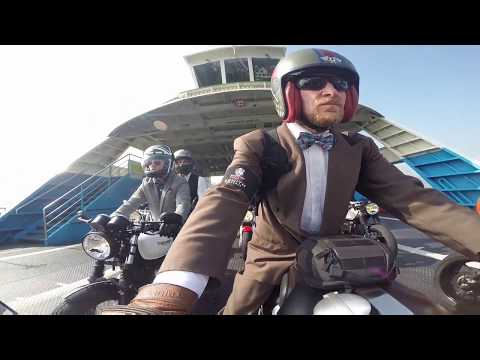 DGR Distinguished Gentleman's Ride Switzerland Zurich 2017