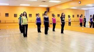 Crazy All My Life - Line Dance (Dance & Teach in English & 中文)