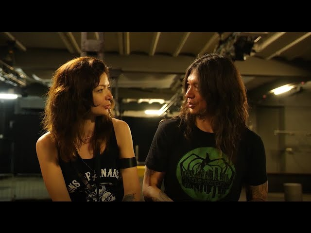 Death Angel: Interview with Rob & Vika