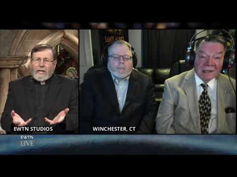 EWTN Live - 2020-10-08 - 10/07/20 Richard & Stephen Payne