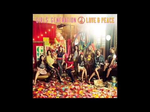 Girls' Generation Love & Peace