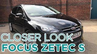 Closer Look: Ford Focus Zetec S Turbo
