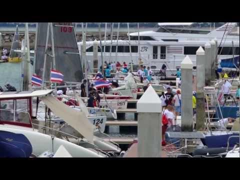 Top of the Gulf Regatta 2012