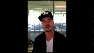 Repeat youtube video J Balvin shout-out - I Want Cha