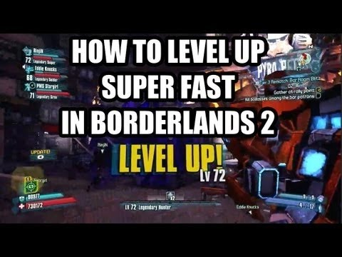 borderlands 2 сохранения 72 уровень