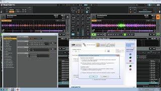 Як налаштувати звук в Traktor 2 / Virtual DJ на звичайному комп'ютері