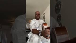 الفنان اعل سالم ولد اعلية يطالب بالحصول على جواز سفره