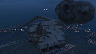 ボツ【GTA5:MOD編】ロスサントスの上空に屋根を作ることはできるのか!! thumbnail