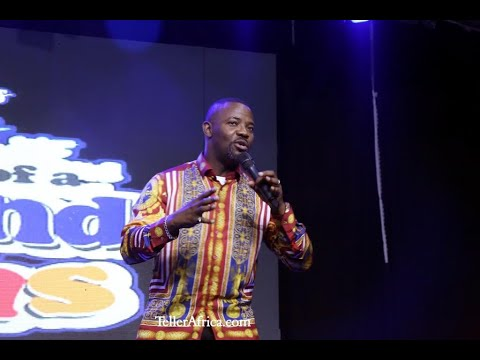 Download Okey Bakassi is Truly a Master In Comedy