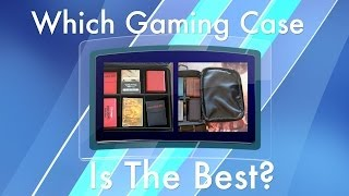 MTG - Which Gaming Case Is The Best? Compare Dragon's Egg, Ultra Pro, & RFG for Magic: The Gathering