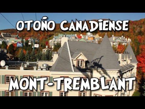 Otoño canadiense en Mont-Tremblant Québec - La Seconde Life