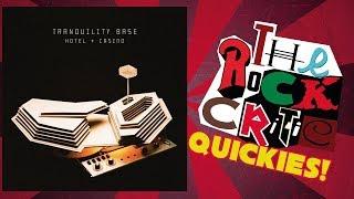 "QUICKIES!: Arctic Monkeys - ""Tranquility Base Hotel & Casino"""