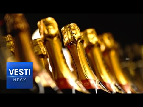 Russian Sparkling Wine Makes Comeback! New Vineries are Honi