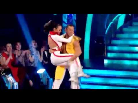 Kara Tointon & Artem Chigvintsev Show Dance Strictly Come Dancing Week 12 The Final 2010