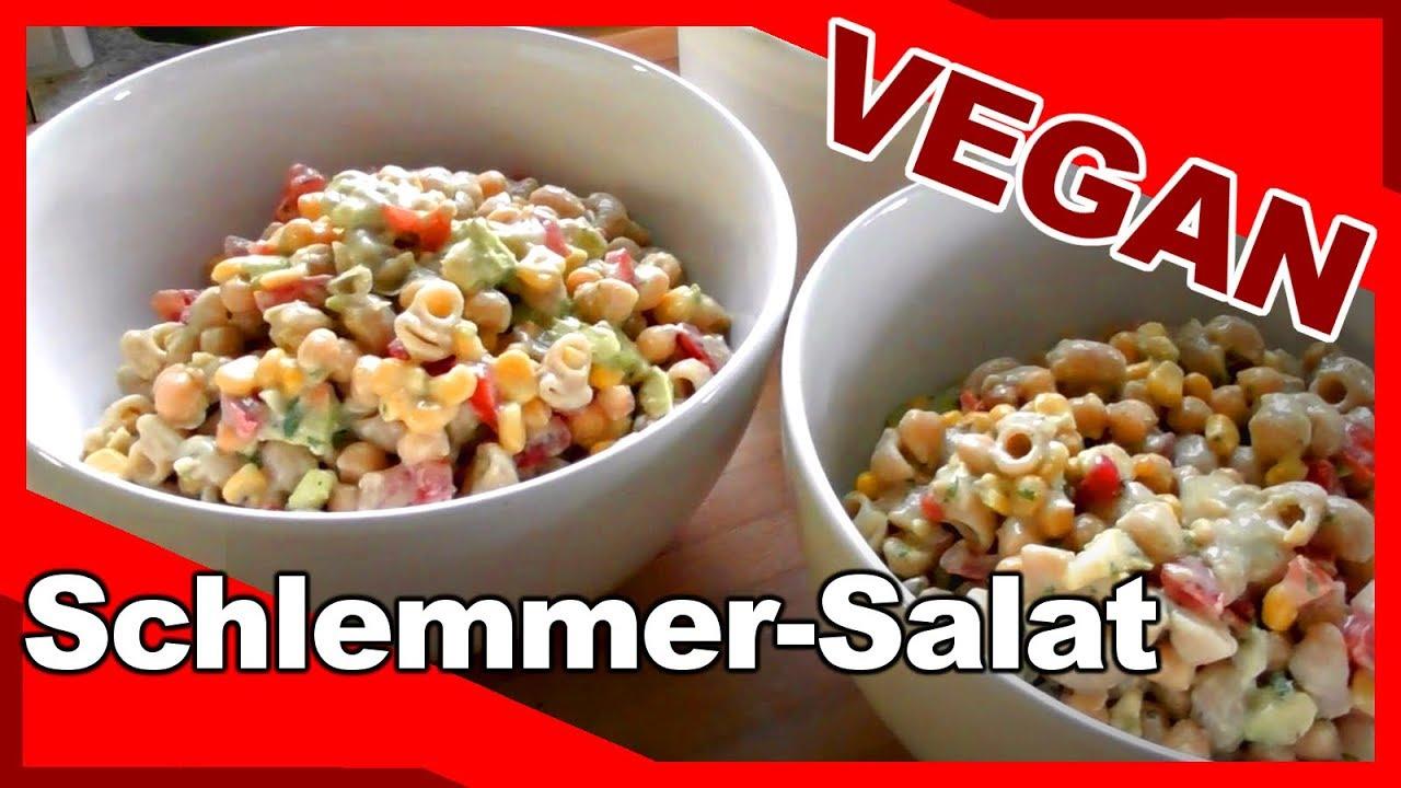 Blitzrezept Sättigender Reste Salat Zum Schlemmen Vegan Simpel
