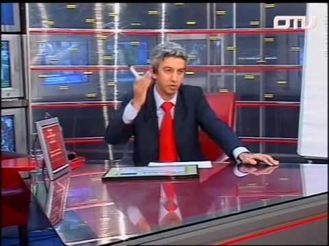 Dan Diaconescu: Jos labele de pe Televiziunea Poporului. OTV, 13 septembrie 2008 (2)