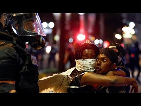National Guard deployed to Charlotte amid further unrest over police shooting