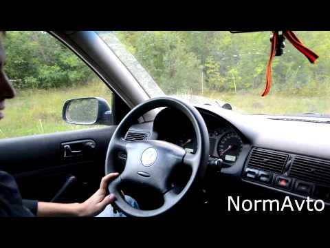 Обзор, тест Драйв Golf 4 1.6 Akl, 101 л.с.