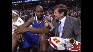 Shaquille O'Neal - Phone Shoes - All-Star Game 2005